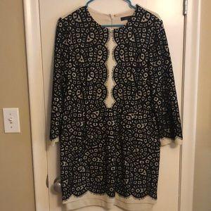 BCBG MAXAZRIA lace dress (12)